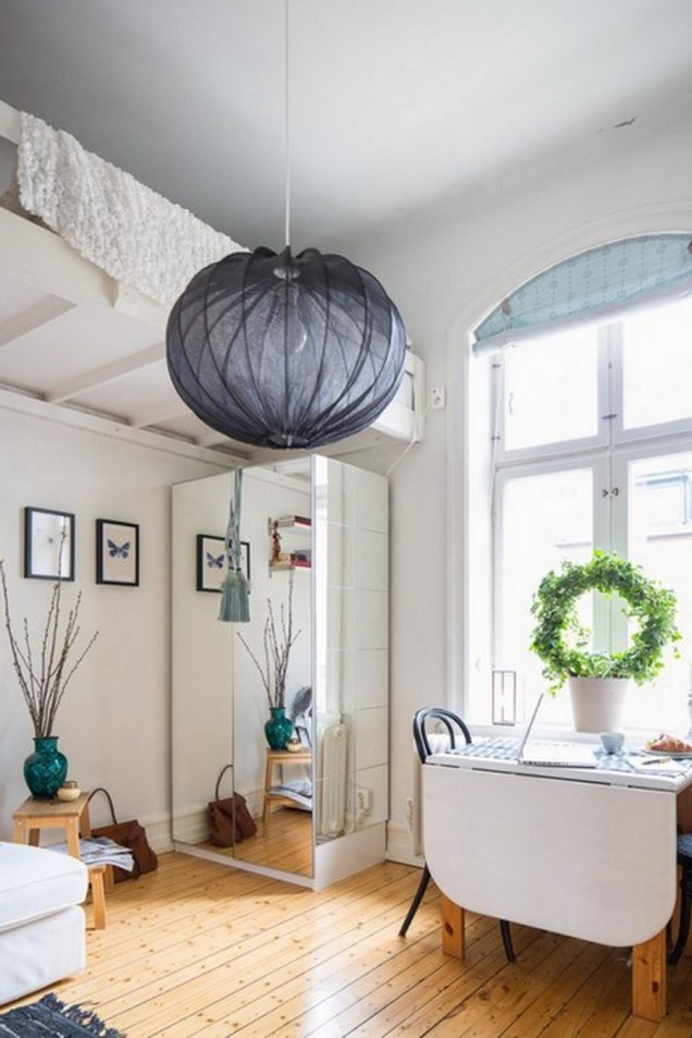 Комфотрен малък апартамент от 16 кв метра