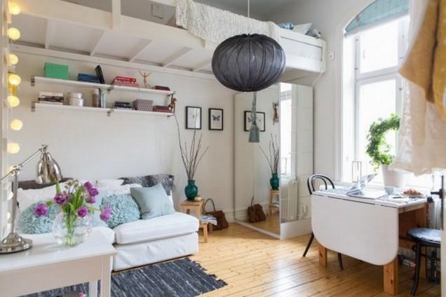 Прекрасен и удобен малък апартамент