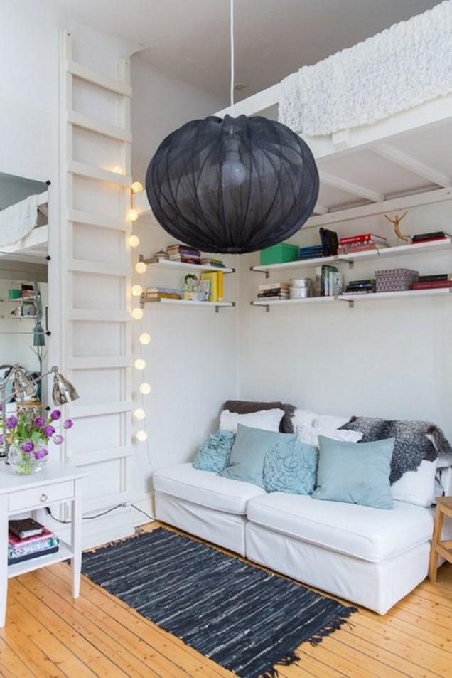 Прекрасно обзаведен малък апартамент
