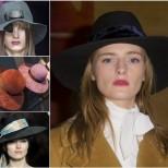 шапки с голяма периферия