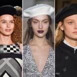 шапки зима 2018