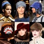 зимни шапки 2018