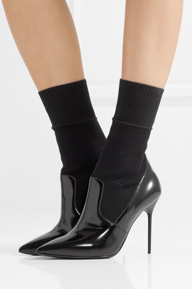 Боти тип чорап зима 2017