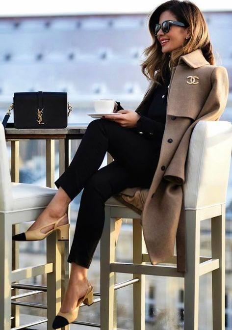 Модни тенденции палта есен зима 2017 2018