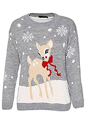 Сив зимен пуловер със сърничка зима 2017