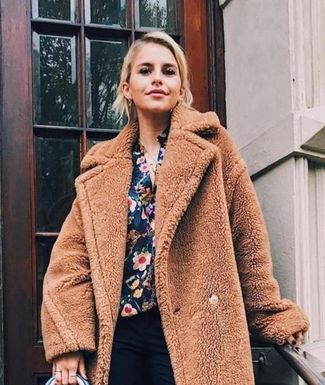 Модерно палто зима 2018