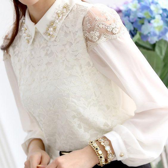 бяла риза 2018