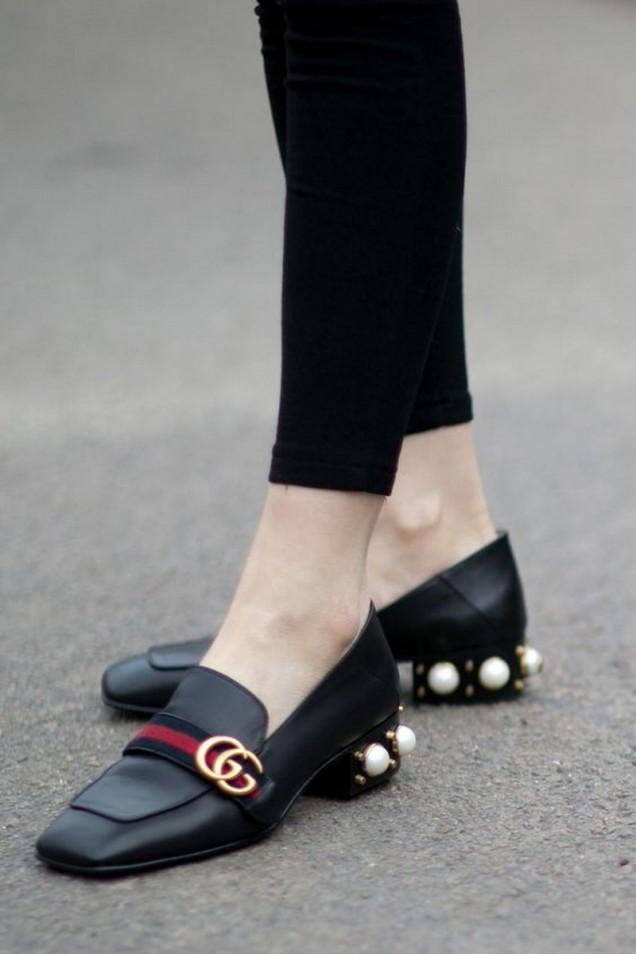 мъжки стил обувки