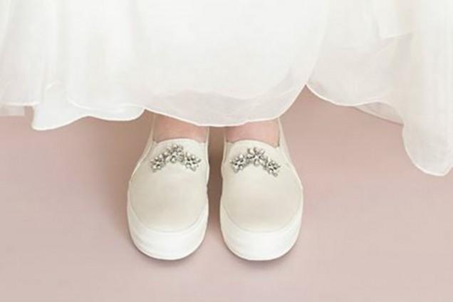 Обувки за сватбата 2018