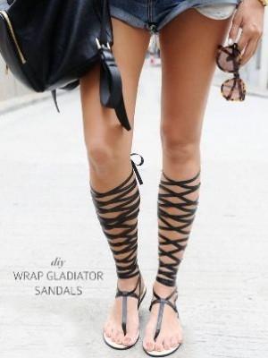 Гладиаторски сандали 2018