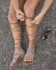 Тип гръцки сандали лято 2018