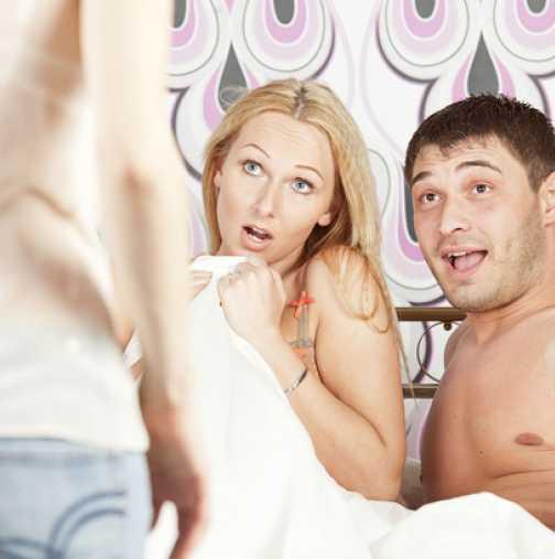 Men kissing female ass videos